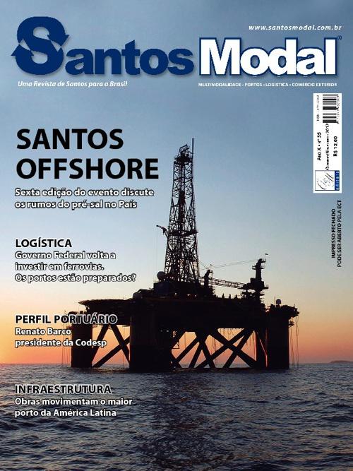 REVISTA SANTOS MODAL - ED 55 (Out/Nov)