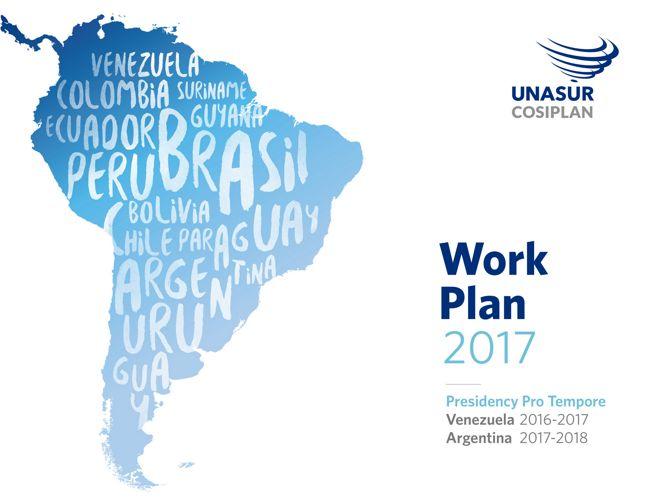 Work Plan 2017