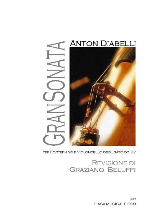 Pagine da Diabelli - Gran sonata