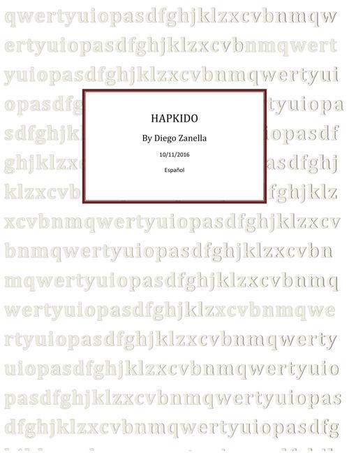 HAPKIDO2