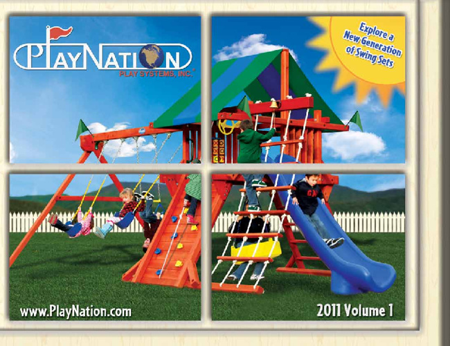 PlayNation 2011 Catalog