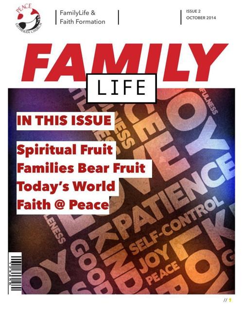 Family Life October