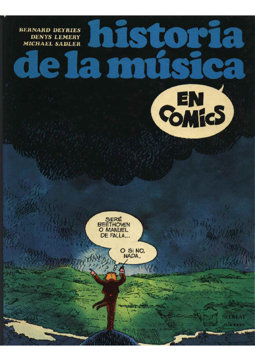 Historia de la Música en Comics