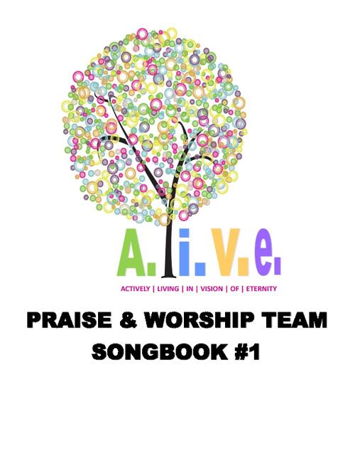 Praise Team Songbook #1