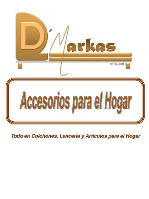 Catálogo Distribuidora D´Markas (cont...)