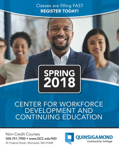 CWDCE Spring 2018