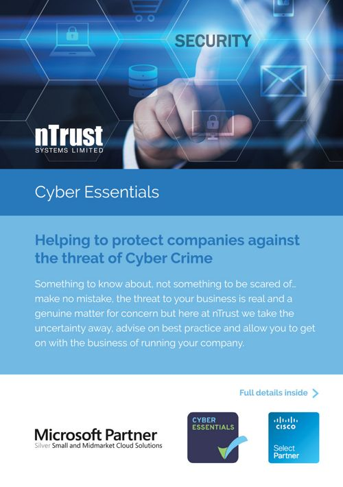 nTrust - Cyber Essentials