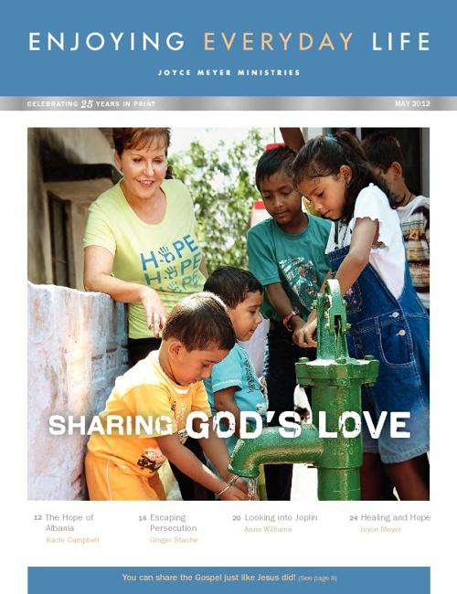 nlpconlinedotorgdotukJoyceMeyerMagazineAprilMay2012