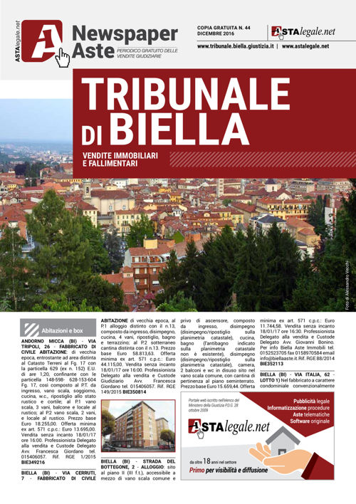 Biella dicembre 2016