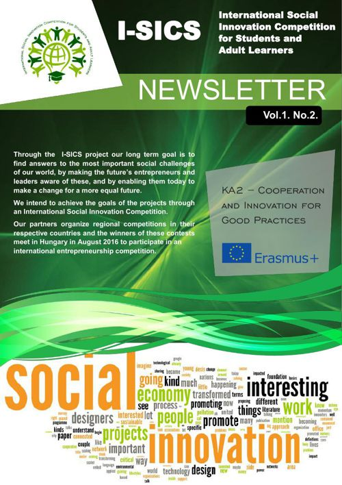 I-SICS Newsletter Vol.1. No.2.