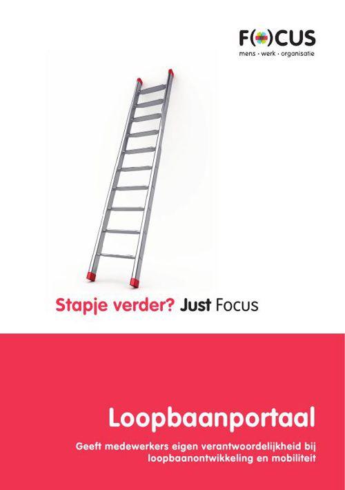 Focus folder Loopbaanportaal
