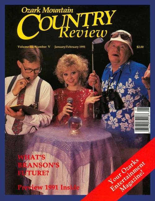 Ozark Mountain Country Review | January - February 1991