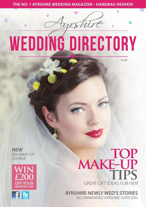 Ayrshire Wedding Directory Issue 8