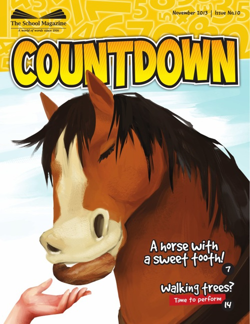 Countdown issue 10 2013