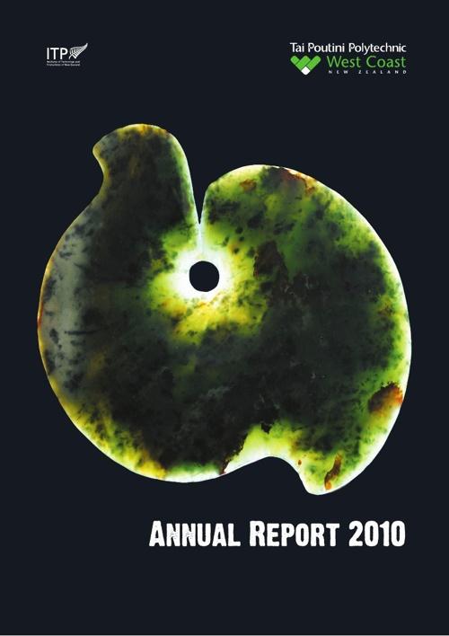 Tai Poutini Polytechnic Annual Report