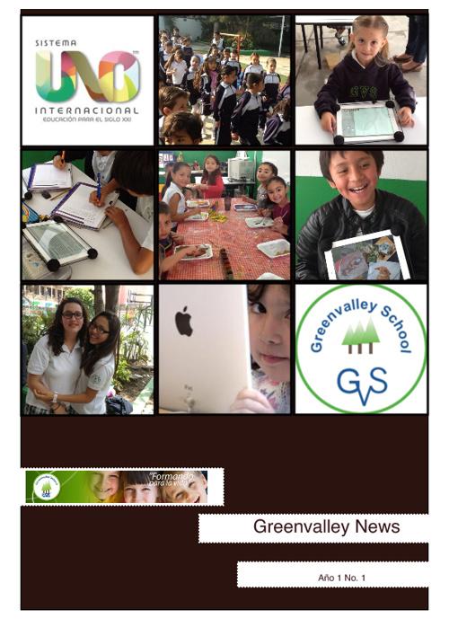 Greenvalley News 2012