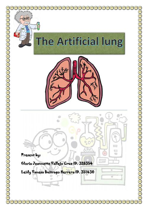 The Artificial Lung