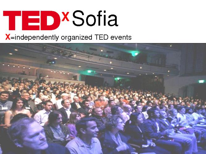TEDxSofia
