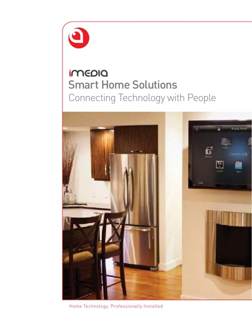 iMedia Smart Home Solutions - Connecting People With Technology2