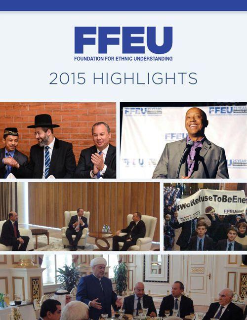 FFEU 2015 Highlights Brochure!