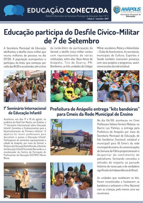 Educação Conectada | Setembro 2017
