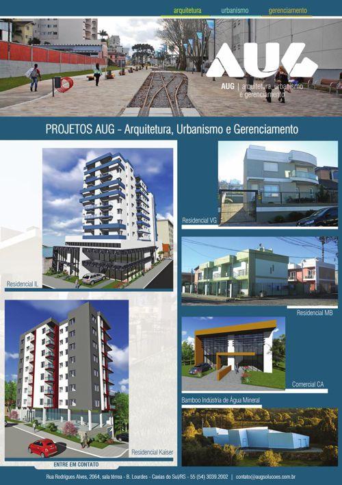 AUG - Projetos