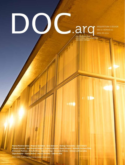 Revista DOC.arq 2014