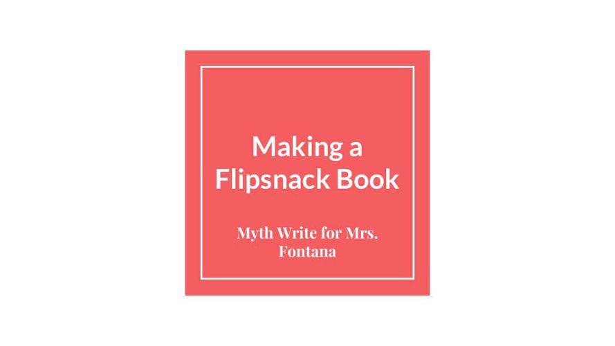 Flipsnack Mythwrite
