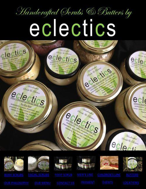 Copy of eclectics website