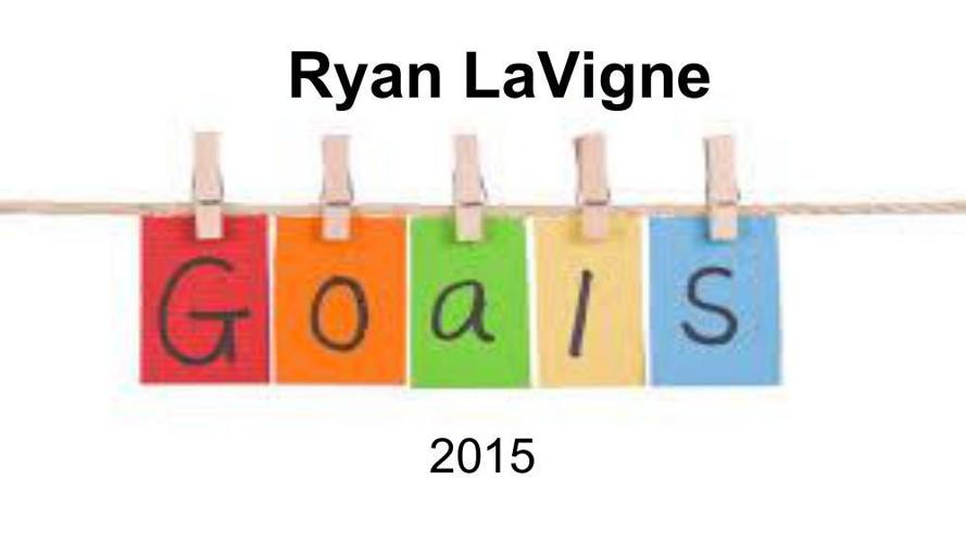 Ryan LaVigne Goals