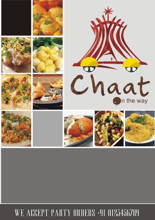 Chaat - on the way (eMenu)