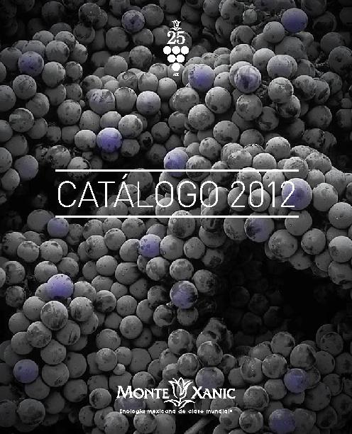 Catálogo MX