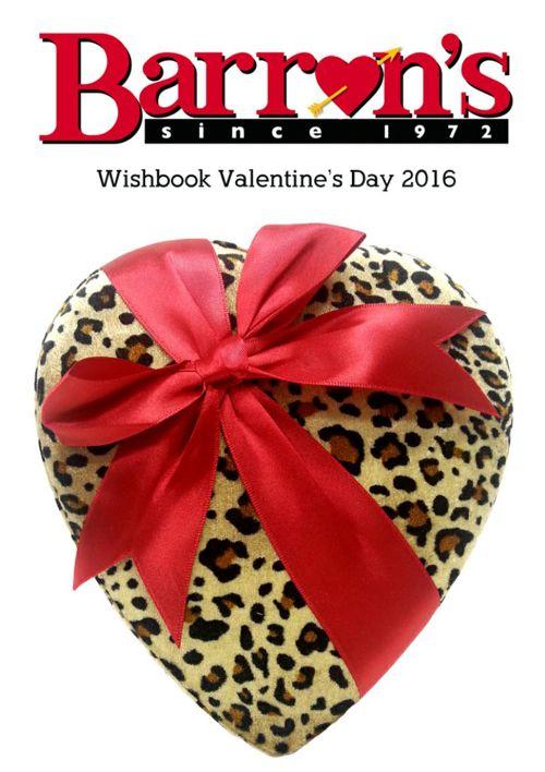 Barron's Valentine Wishbook