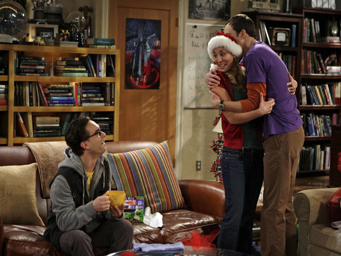Dig Bang Theory