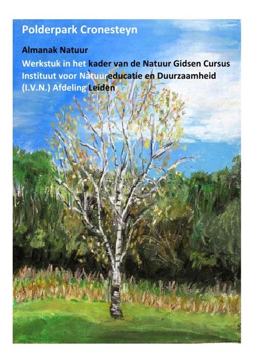 Polderpark Cronesteyn Almanak Natuur