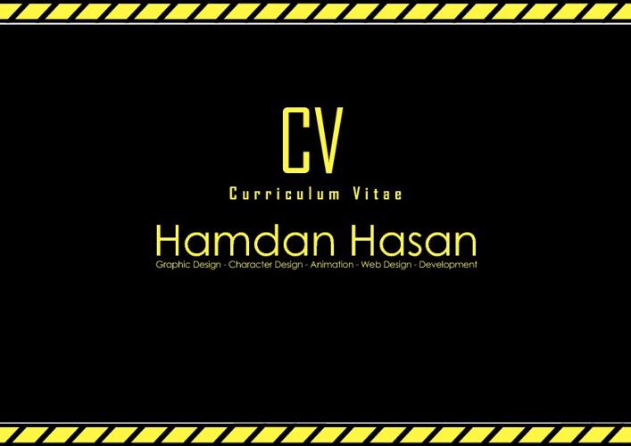 Curriculum Vitae - Hamdan Hasan