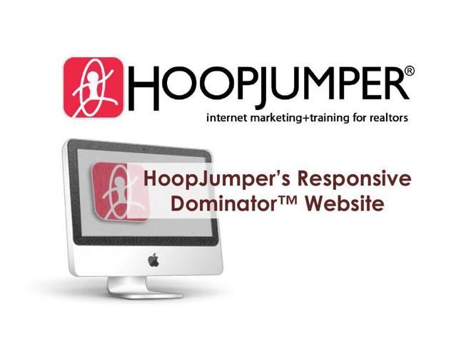 HoopJumper's Responsive Dominator™ Website for pdf