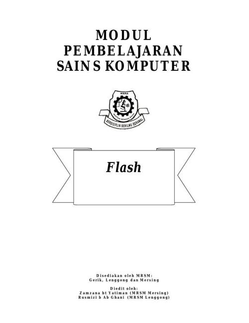 Modul FLASH MX