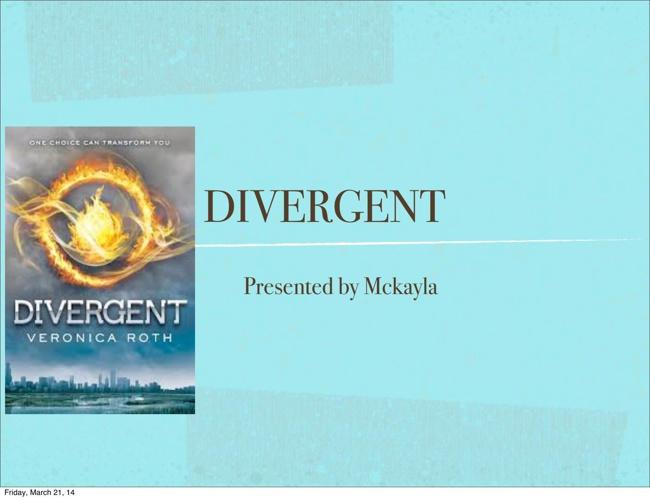 divergent mrcop