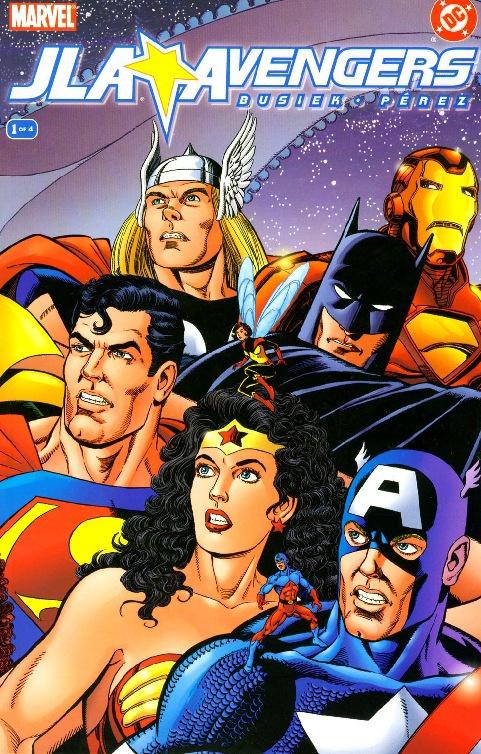 JLA - Avengers 1