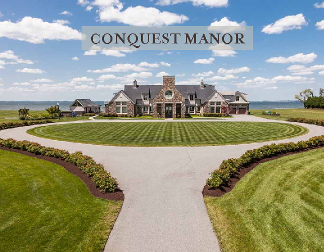 7402 Kent Point Road | Stevensville, MD | Conquest Manor