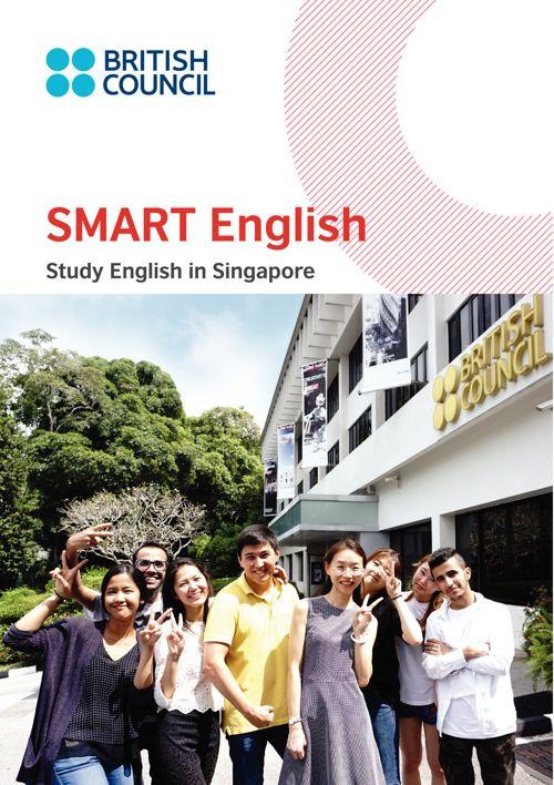 SMART English, SMART English Junior and Study Camps brochure