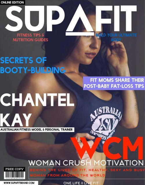 SupaFit Online Magazine