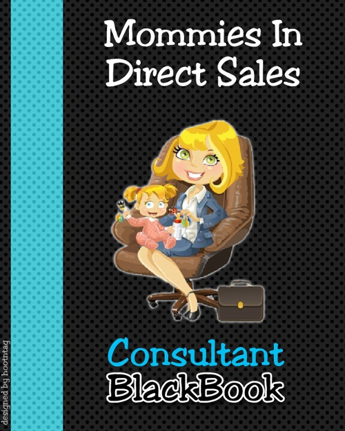 Mommies In Direct Sales Consultant Black Book