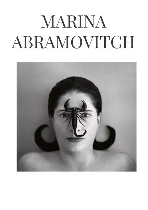 MARINA ABRAMOVITCH