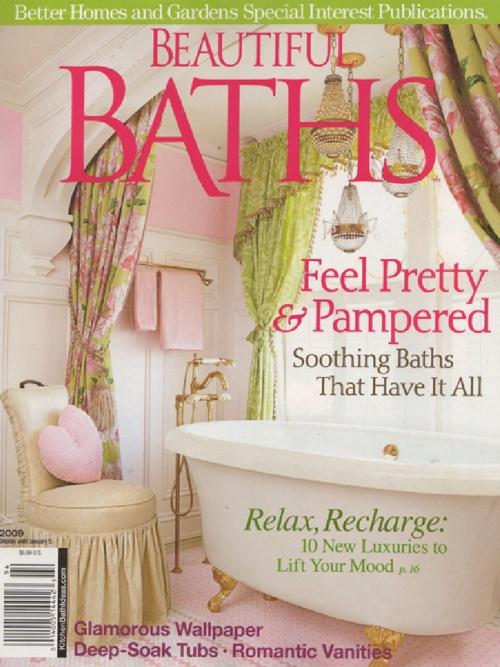 Beautiful Baths, 2009