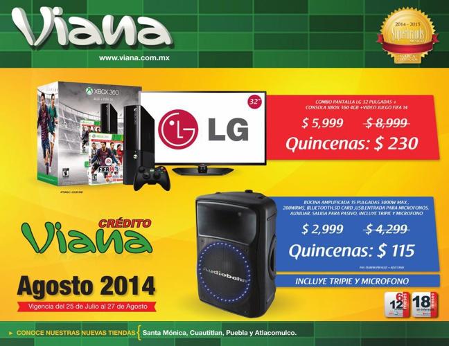 Catálogo Viana Julio