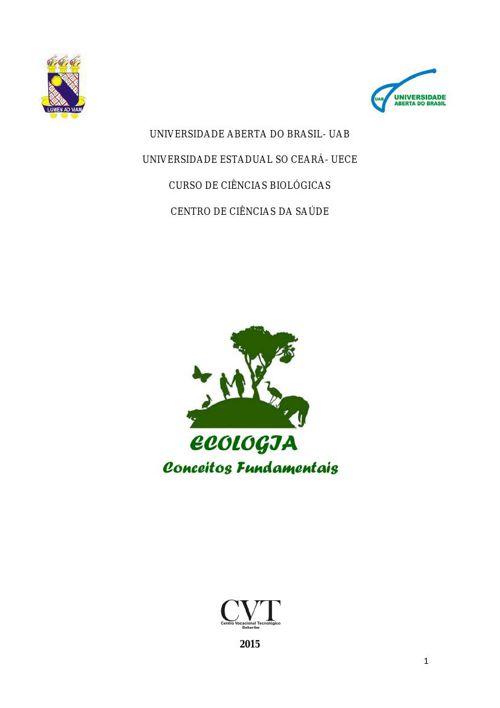 Atividade de Ecologia