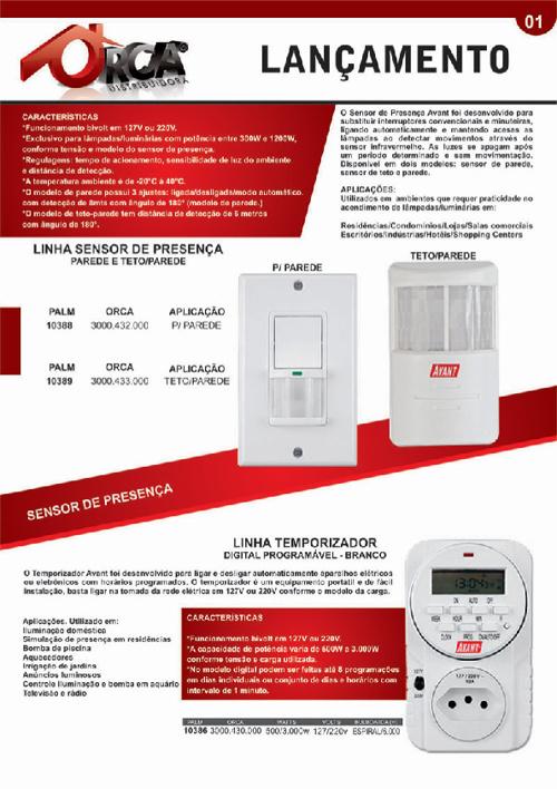 Catálogos Orca Distribuidora - http://snack.to/fujedijt