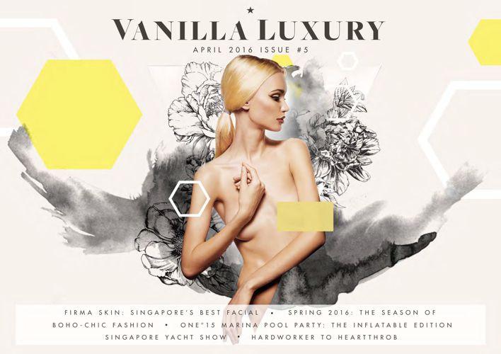 Vanilla Luxury - April 2016
